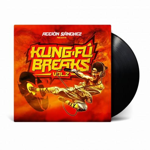 Acción Sánchez Kung Fu Breaks vol 2...